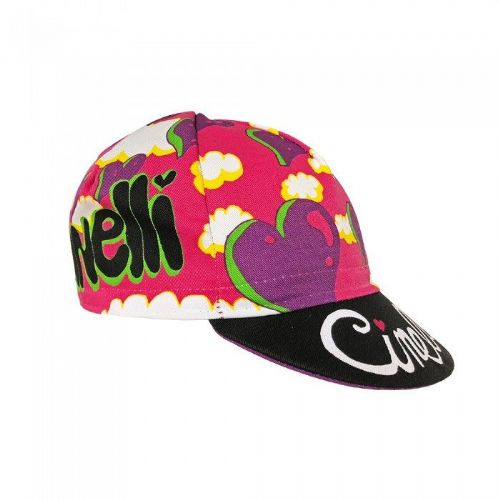 Cinelli Cycling Cap: Ana Benaroya Heart